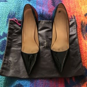 Kate Spade Patent Leather Pumps/Heels